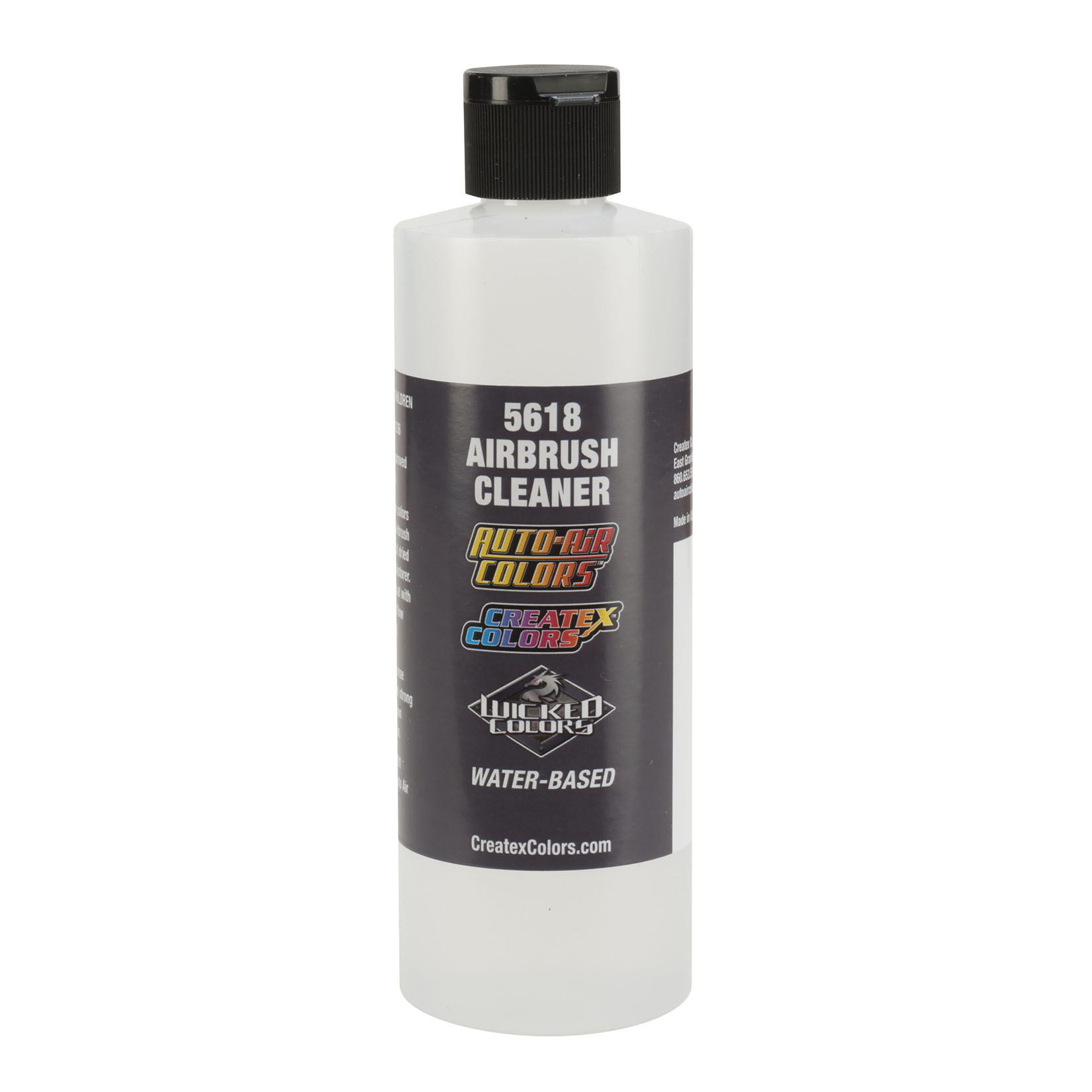 Airbrush Reiniger 240ml Createx 5618 Airbrush Colors Cleaner