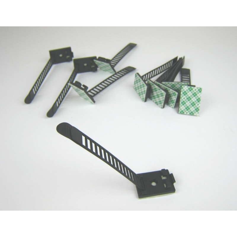 Kabelbinder Bündelklemme 94mm, schwarz, 10 Stück 59969F