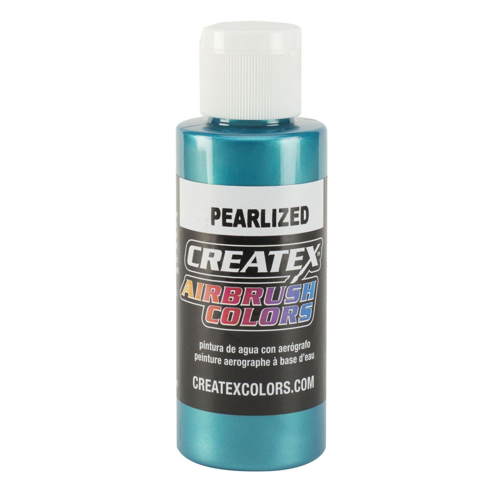 pearl Türkis Createx Airbrush Colors Farbe 120ml 12 5303 Createx