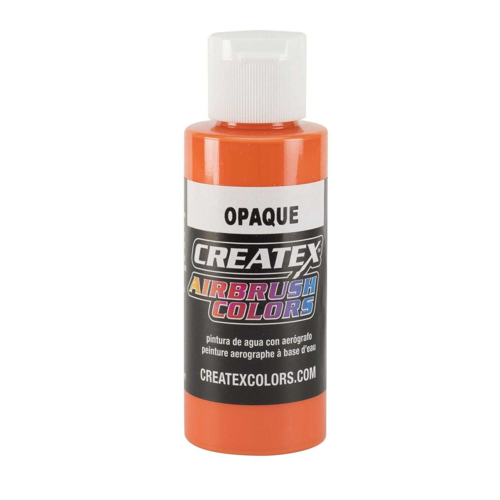 opaque Korallenrot Createx Airbrush Colors Farbe 240ml 13 5208 Createx