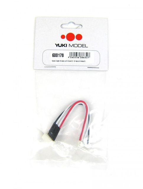 Balancer-Adapter EH Stecker - XH Buchse 5S  600178 Modellbau