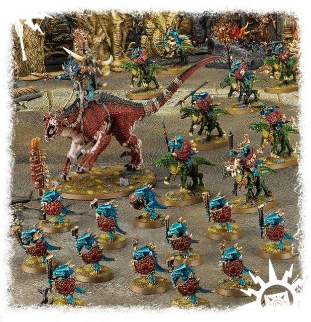 Age of Sigmar: Start Collecting! Seraphon Warhammer
