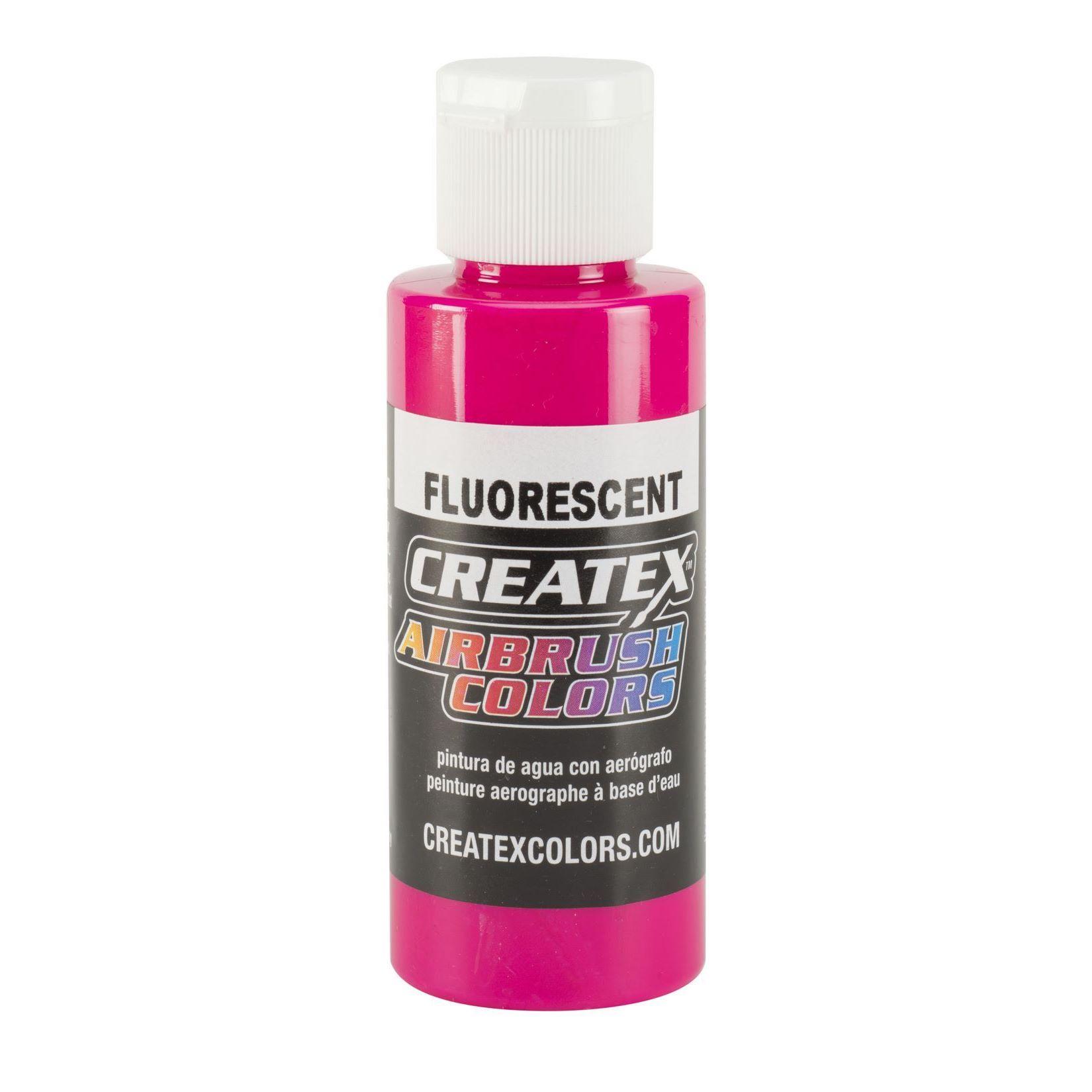 fluorescent magenta Createx Airbrush Colors Farbe 60ml 11 5406 Createx