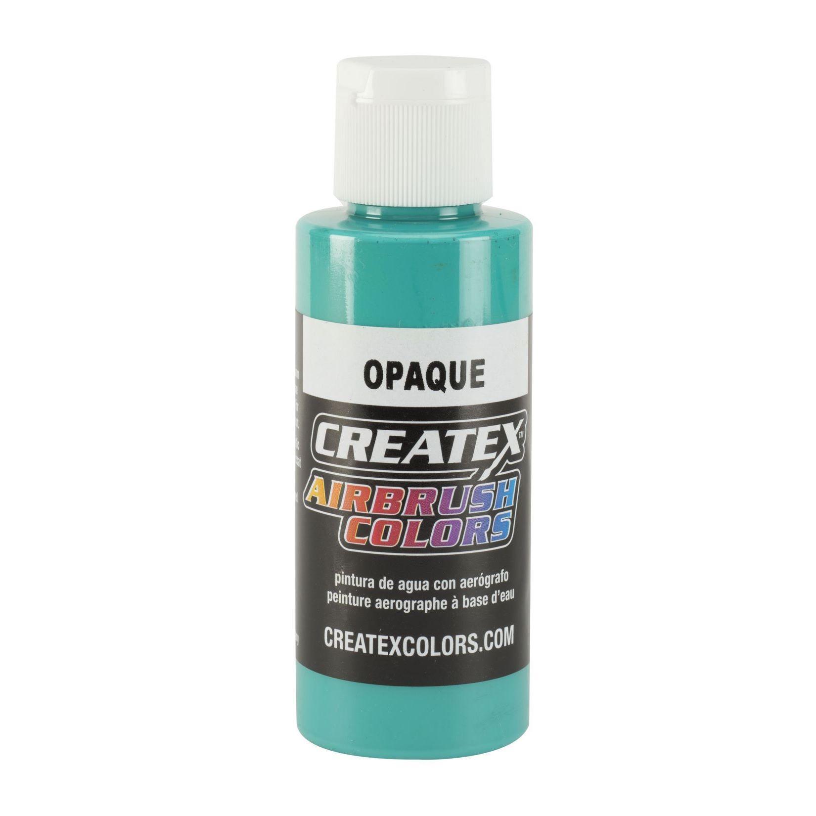 opaque aqua Createx Airbrush Colors Farbe 60ml 11 5206 Createx