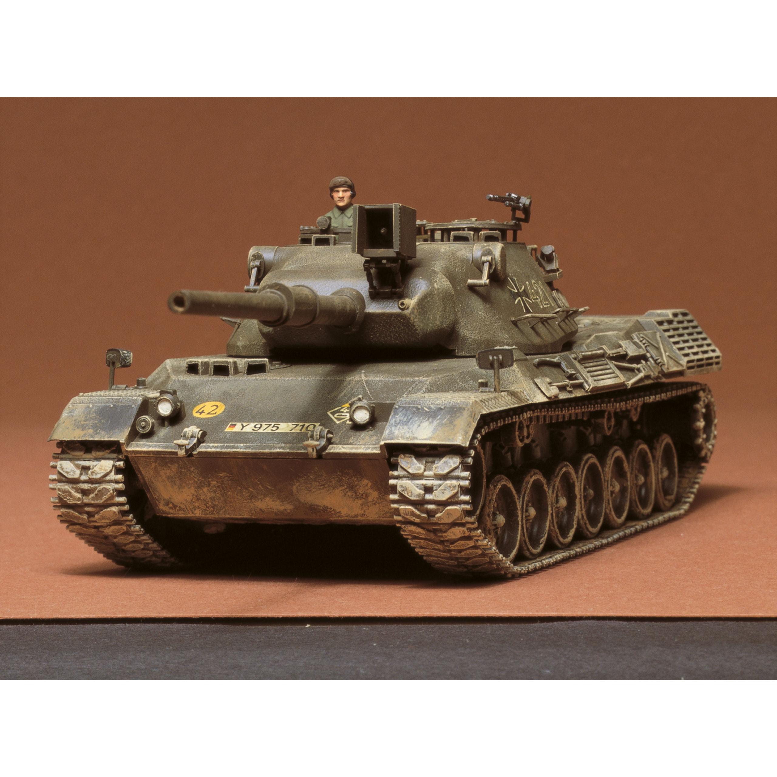 Tamiya 1:35 Bundeswehr KPz Leopard 1 300035064