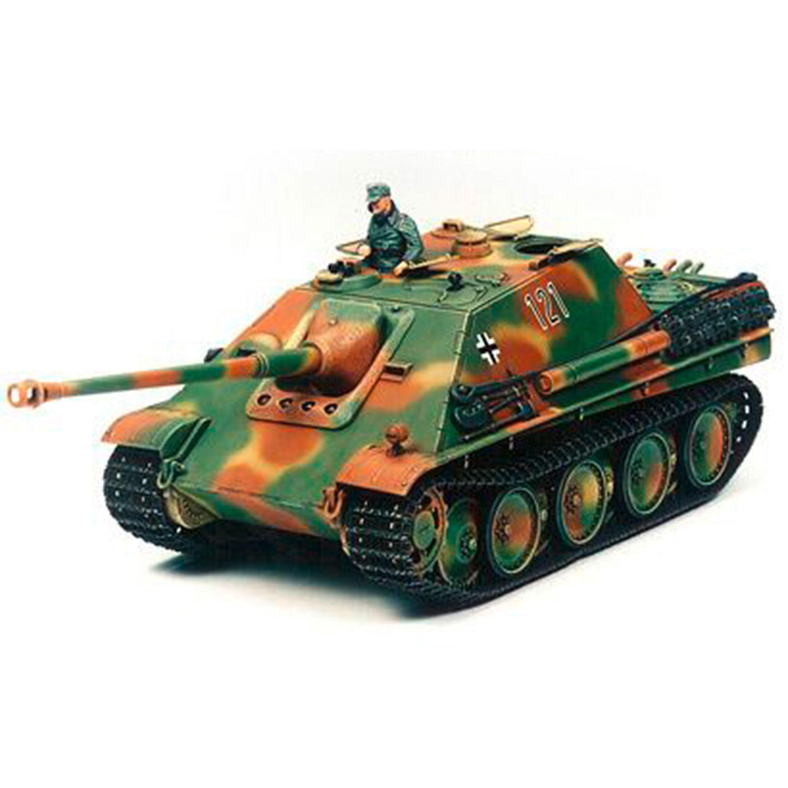 Tamiya 1:35 WWII SdKfz.173 Jagdpanther Spät. 300035203