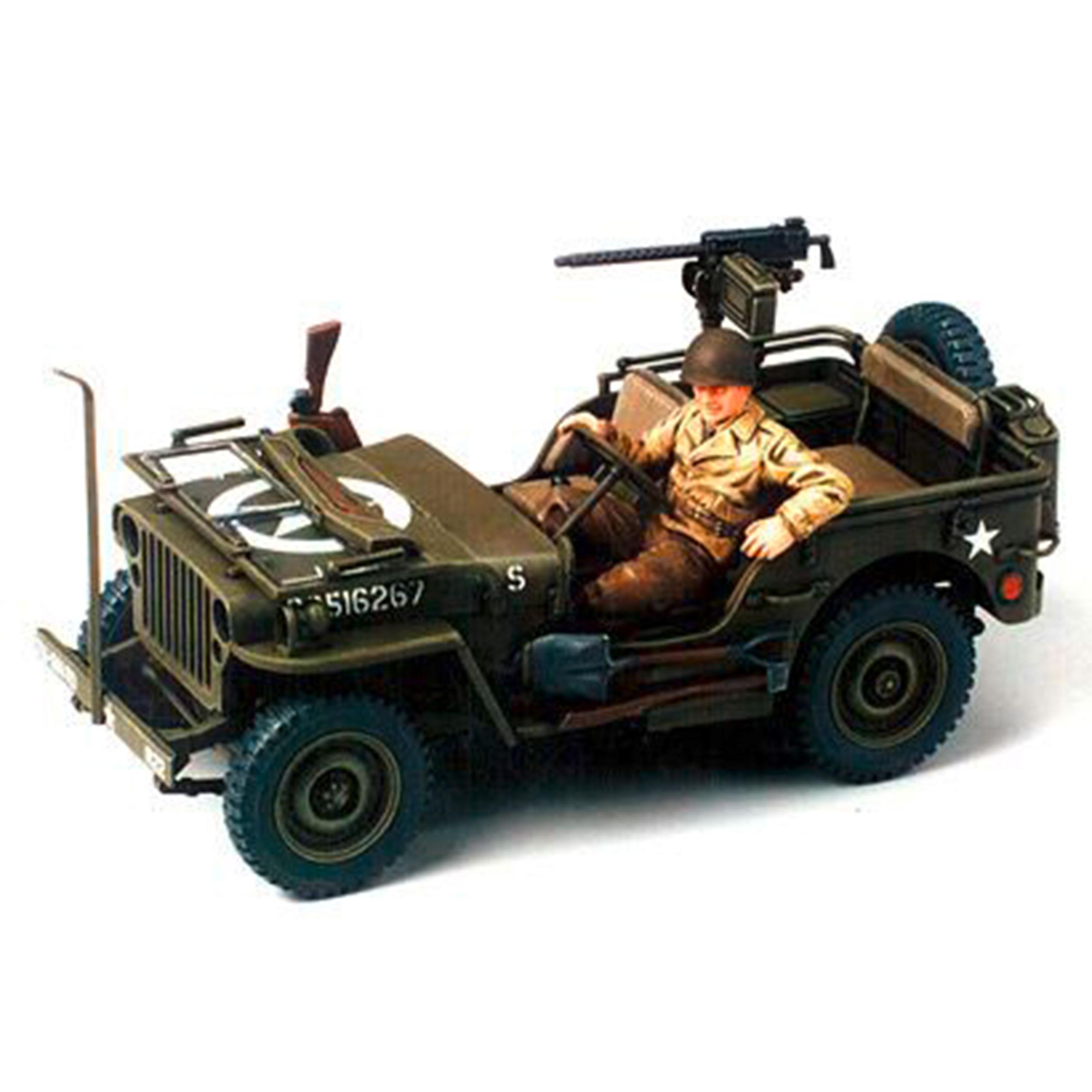 Tamiya 1:35 WWII US Willys Jeep MB 4 300035219