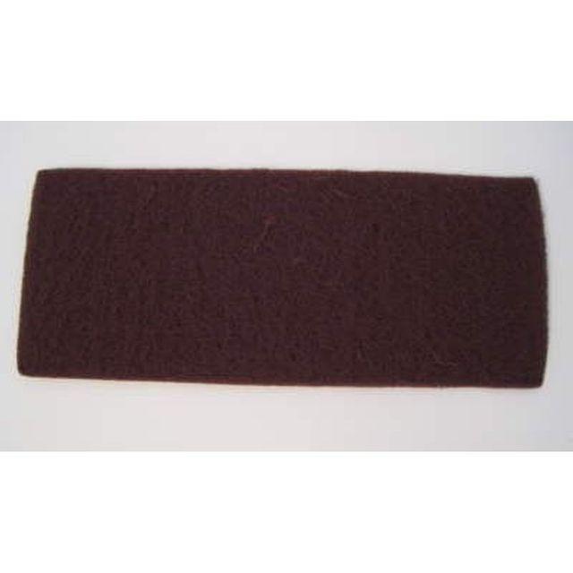 Schleifvlies Pad 115x280mm fein ( rot)